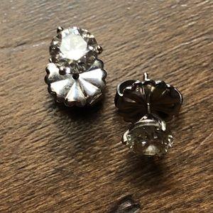 Kay Jewelers Jewelry - 2.25ct Diamond Stud Earrings in 14k White Gold